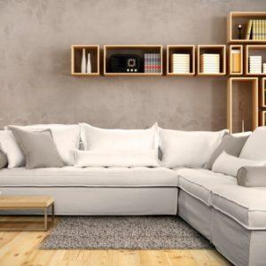 Γωνιακός καναπές New York