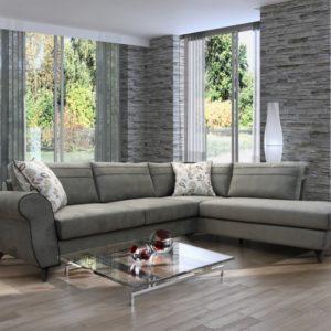 Γωνιακός καναπές G.Retro