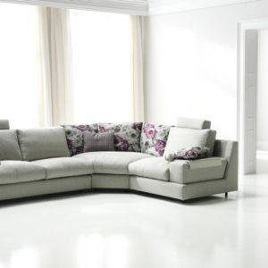 Γωνιακός καναπές Lucciano