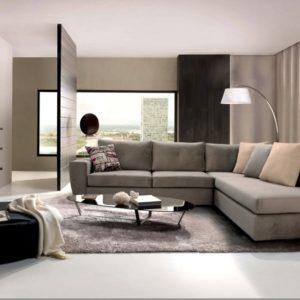 Γωνιακός καναπές Floor