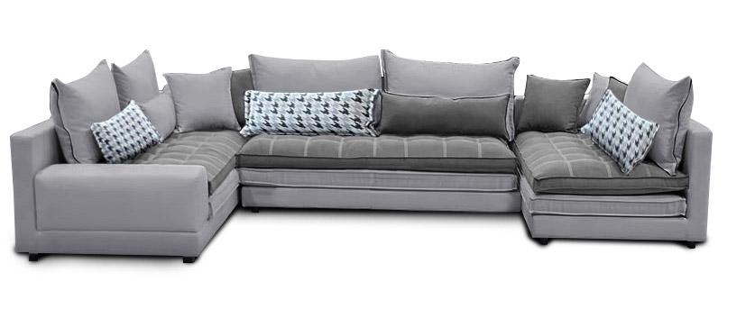 Γωνιακός πολυμορφικός καναπές Elena