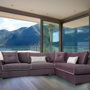 Γωνιακός καναπές G.Escada
