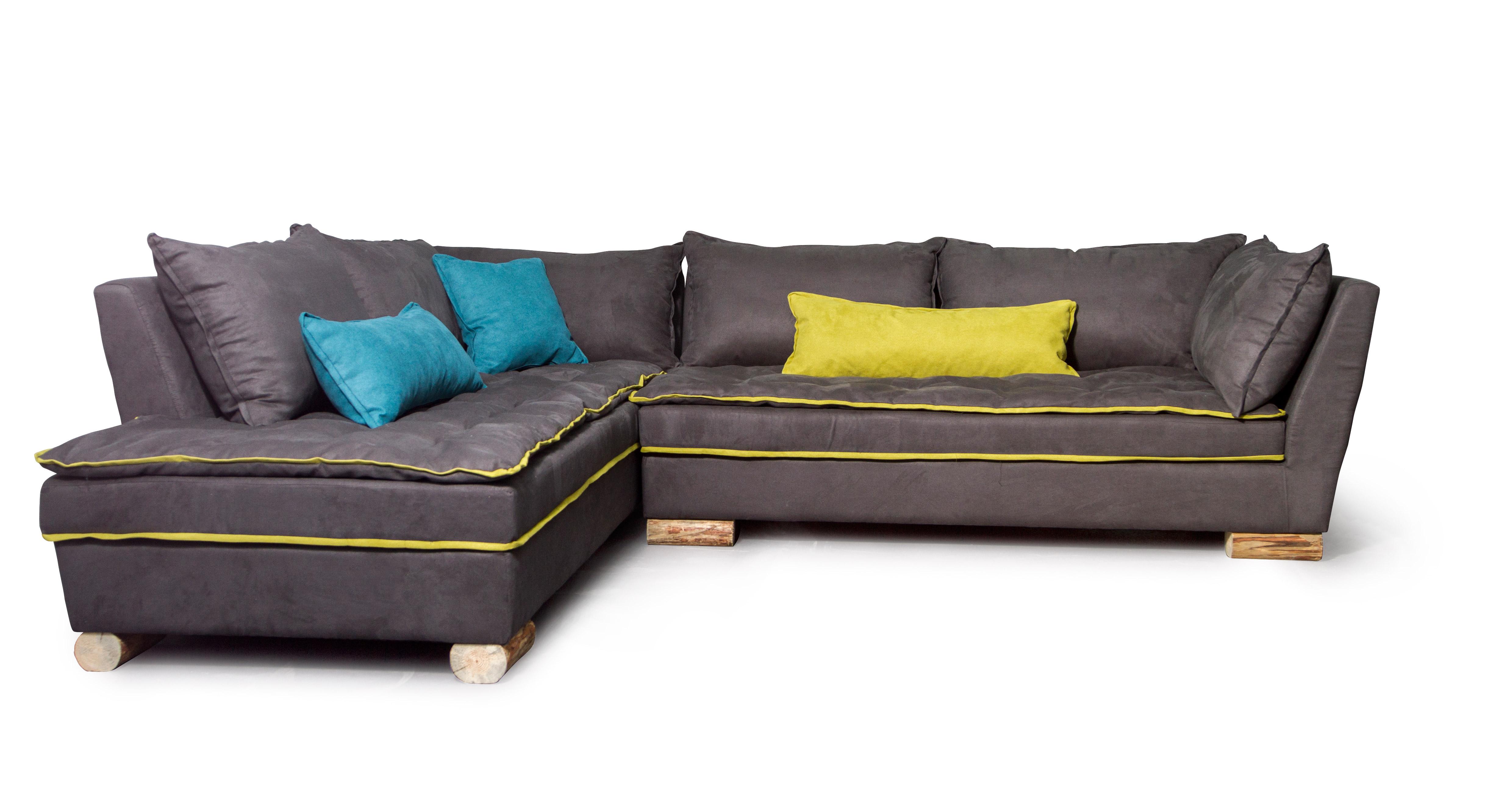 Γωνιακός καναπές Alabama