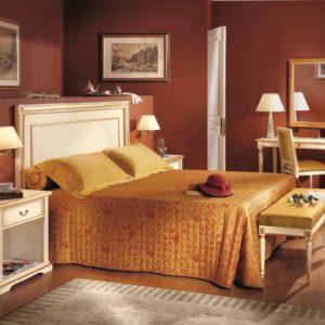 Κλασική κρεβατοκάμαρα Florence 580/180N