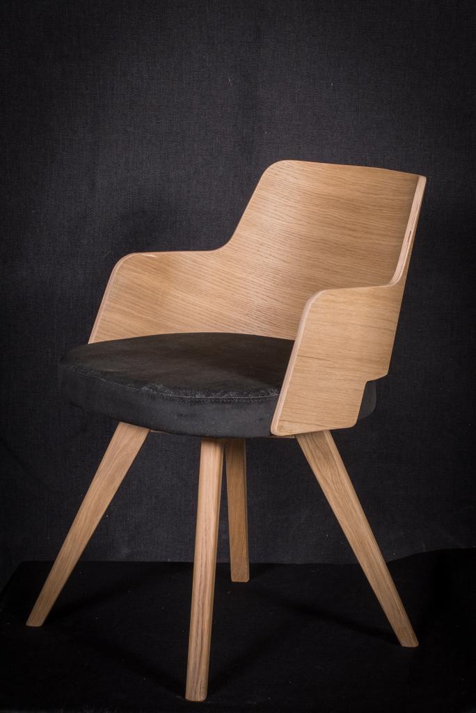 μοντέρνα καρέκλα STRASS