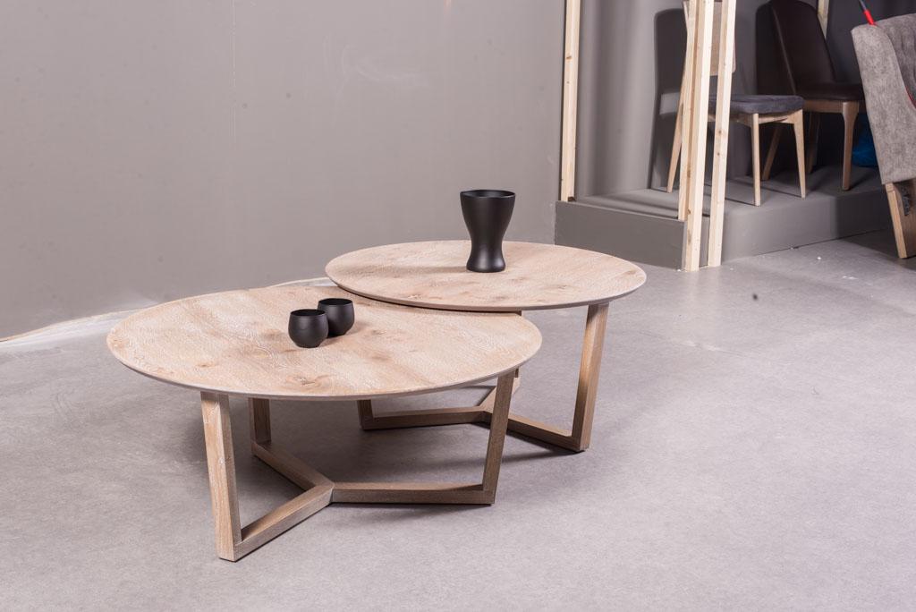 μοντέρνο τραπέζι σαλονιού Benito