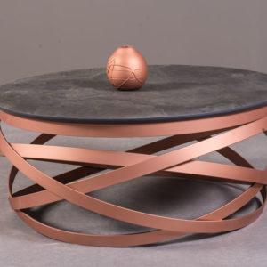 μοντέρνο τραπέζι σαλονιού Woody