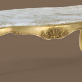 κλασικό τραπέζι σαλονιού art. 876-Μ