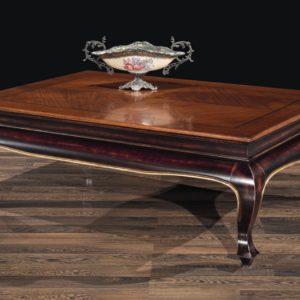Κλασικό τραπέζι σαλονιού Ivi