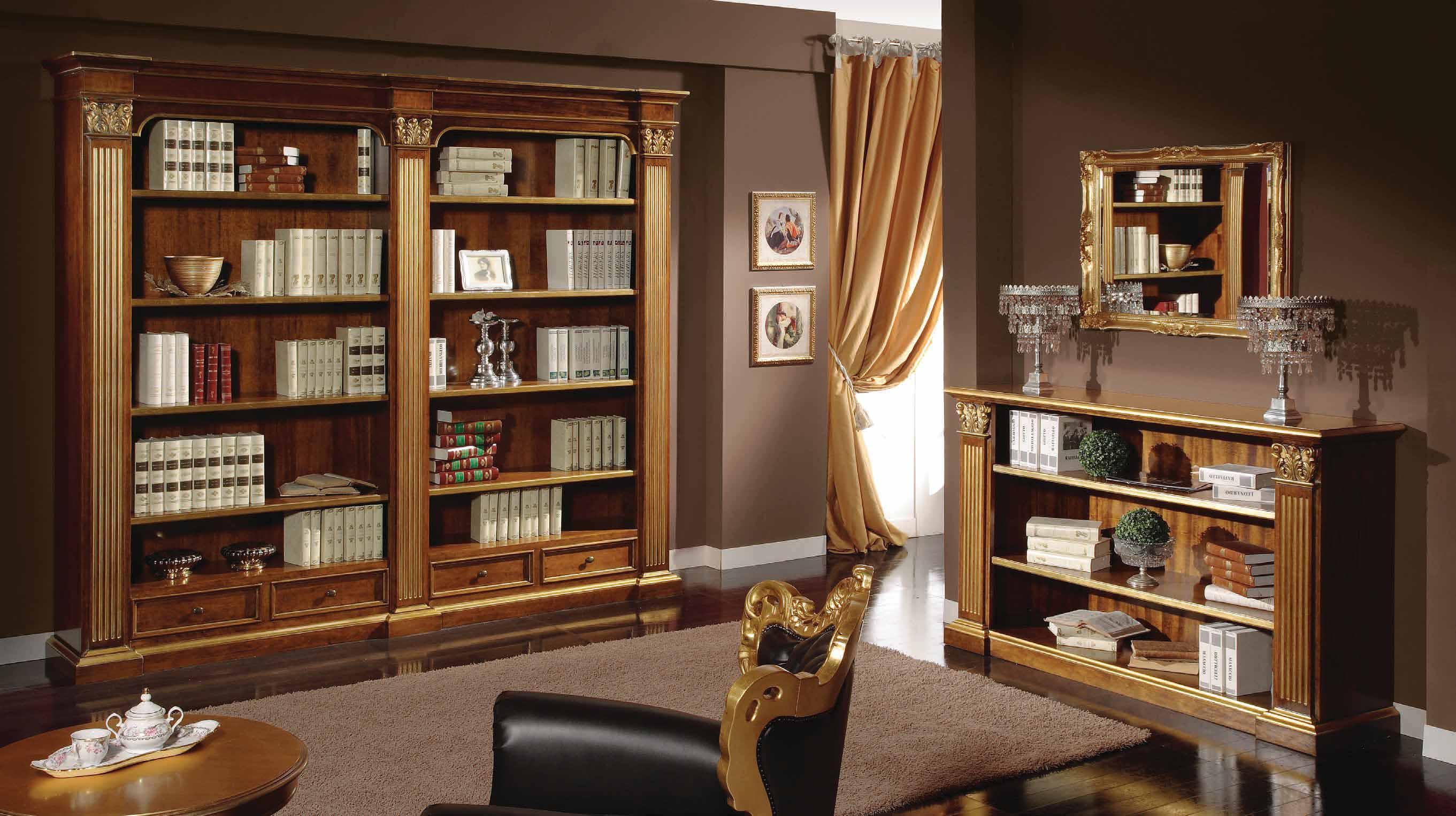 Мебель для домашних библиотек в тюмени.