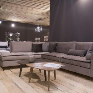 Γωνιακός καναπές Rolf