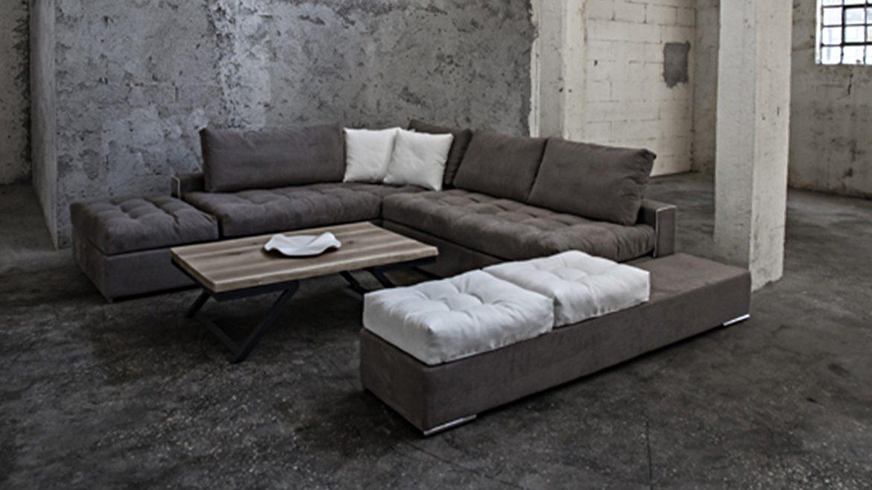 Γωνιακός πολυμορφικός καναπές G.Ring